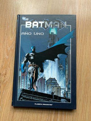 Cómic Batman Año Uno