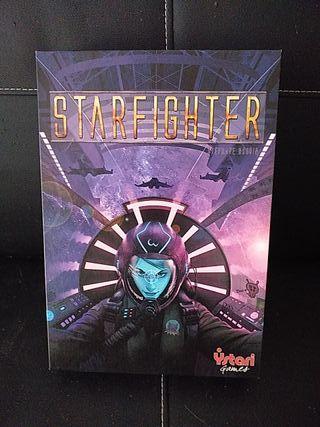 juego mesa starfighter. completo