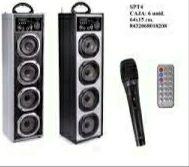Altavoz karaoke bluetooth 20w nuevos