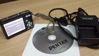 Cámara de fotos PENTAX