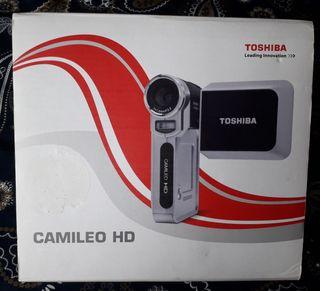 Cámara Toshiba Camileo HD