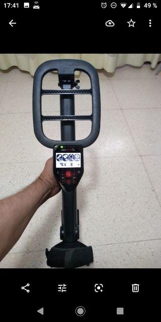 minelab go-find 60 detector de metales