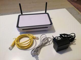 Router NuCom NU-GAN5 wireless