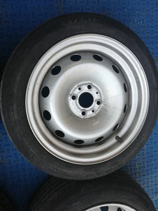 "STEELIES 15"" 4X98 SEAT Y FIAT"