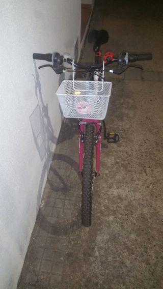 Bicicleta segundo mano