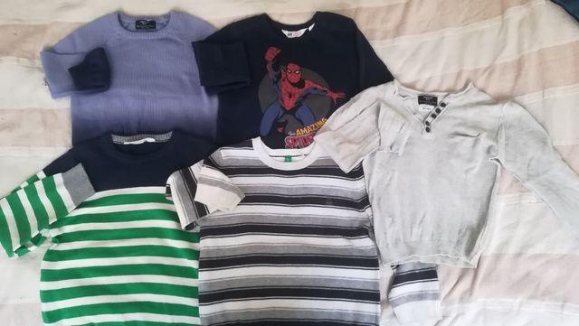 lote ropa de niño talla 3-4