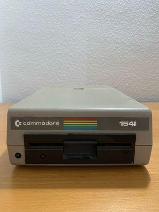Unidad de discos 1541 para Commodore 64
