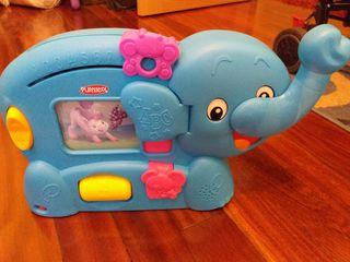 elefante de playskool