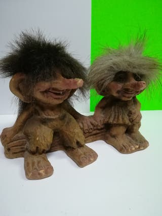 TROLLS MADE IN NORUEGA !!