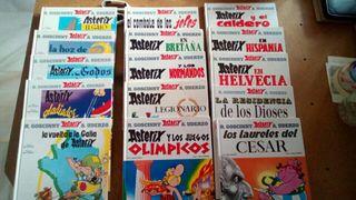 24 comics Asterix y Obelix buen estado