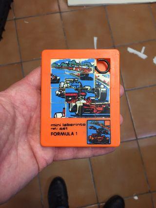 Puzzle antiguos años 80