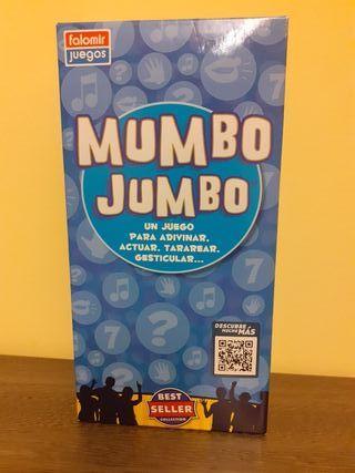 juego Mumbo Jumbo