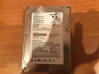Disco duro interno 80gb
