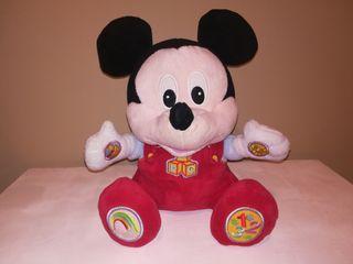 Peluche Electrónico Mickey Mouse
