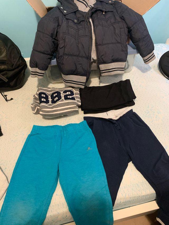 Lote ropa niño 3-4 años