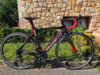 Bicicleta (réplica) Pinarello F10 con Ultegra Di2