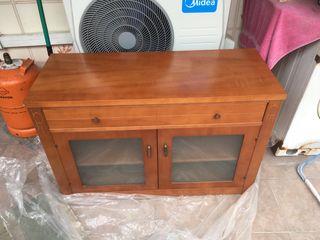 Mueble de madera NUEVO