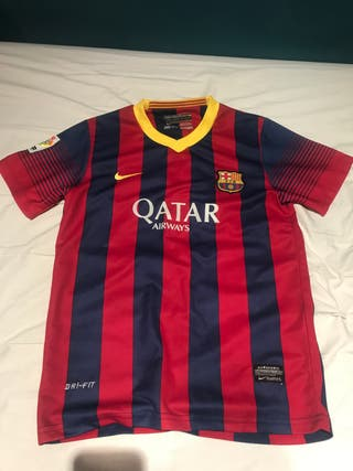 Camiseta Barça original niño