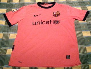 Camiseta Futbol FCB BARCELONA 2009/10 Talla M
