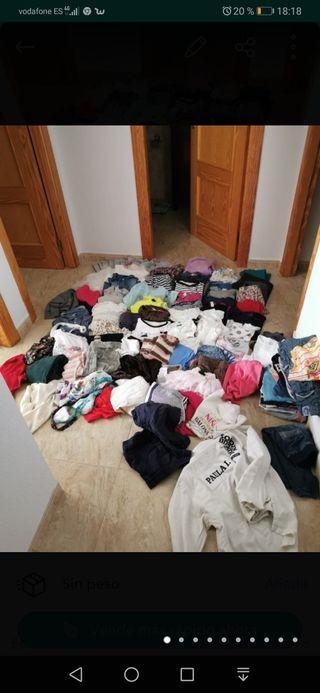 ropa.6 bolsas mucha más que en la foto