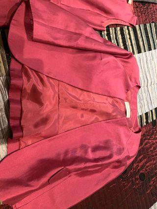 Vestido alta costura Purificación Garcia