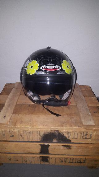 casco de mujer
