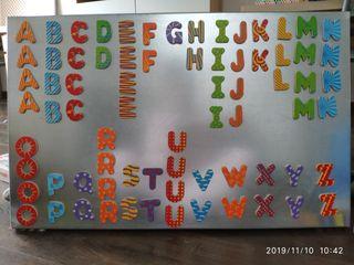 Alfabeto magnético Eurekakids