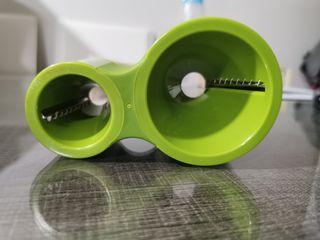Spiralizer, para espaguetis de verdura.