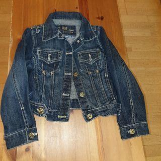 Lote Vestido Pepe Jeans y chaqueta niña 6 años