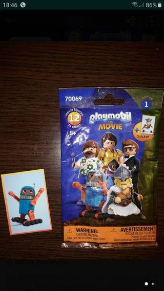 muñecos playmobil the movie pelicula