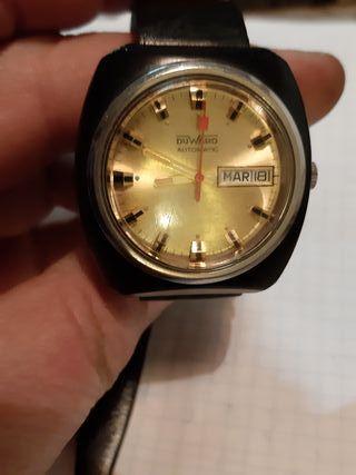Reloj Duward años 70