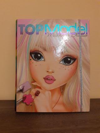 libro para maquillar