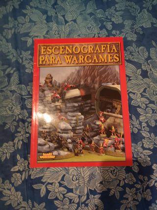 ESCENOGRAFÍA PARA WARGAMES GAMES WORKSHOP