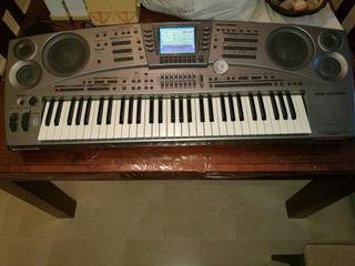 piano órgano MZ 2000 Casio alta gama