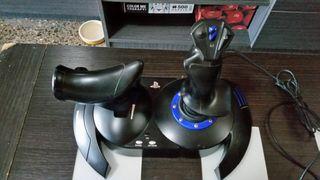 PARA PS4 PC joystick Thrustmaster T.FLIGHT HOTAS 4