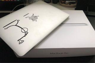 """MacBook Pro 13"""" principios 2015"""