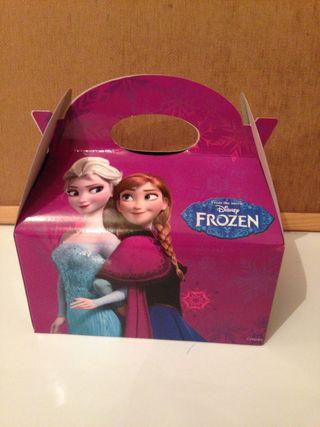 Cajitas Frozen