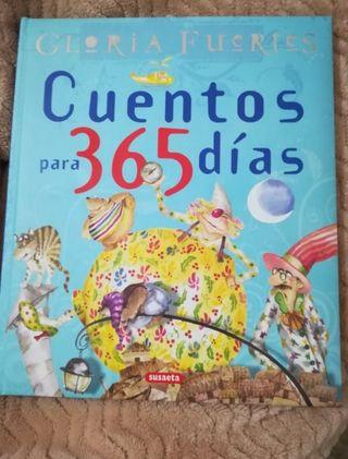 libro de cuentos infantiles de Gloria Fuertes.