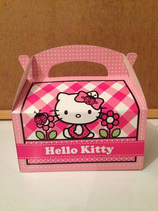 Cajitas Hello Kitty