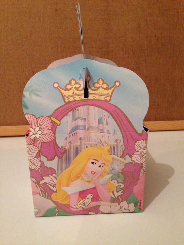 Cajitas Princesas Disney