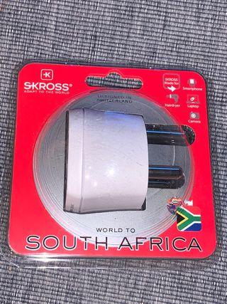 Adaptador para enchufes sudafricanos