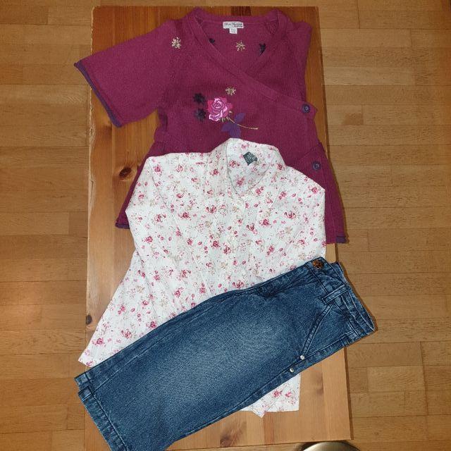 Lote de ropa niña 5 años