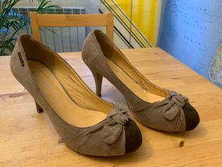 Zapatos tacón talla 39
