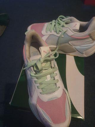 Puma RS trainers . size 5/38