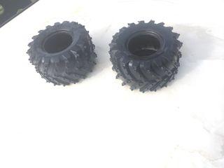 Neumáticos coche RC 4x4