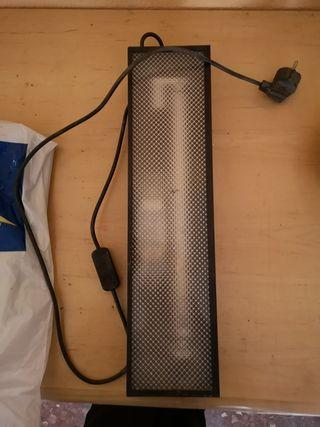 Lámpara invernadero