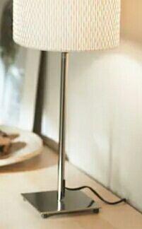 Pie de lámpara de mesa ikea