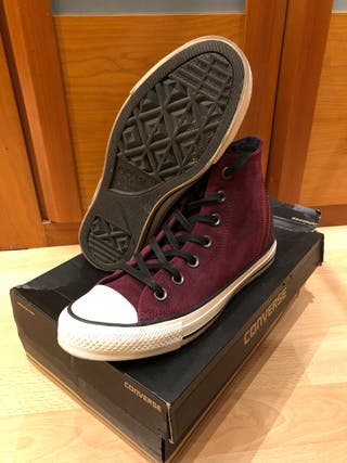 Zapatillas converse talla 38