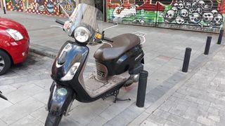 Moto SYM Fiddely 2 año 2013