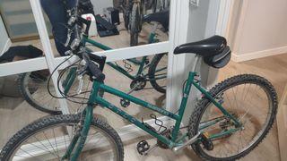 Bicicleta de montaña (mujer)